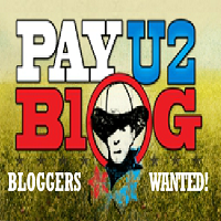 Payu2blog - Get Paid to Blog