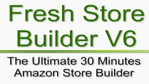 Fresh Store Builder v6