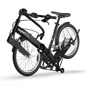 BigFish Line 3 Speed Nexus CN4 Folding Bike Features